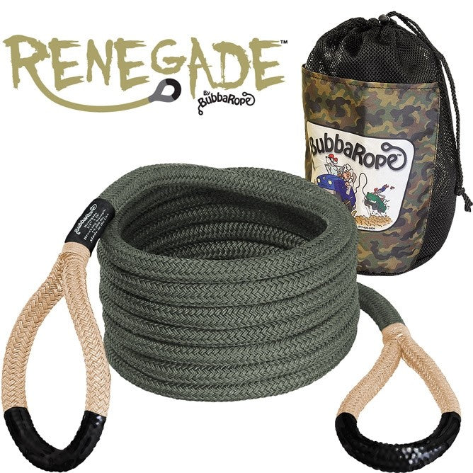 Bubba Rope RENEGADE 20-FOOT