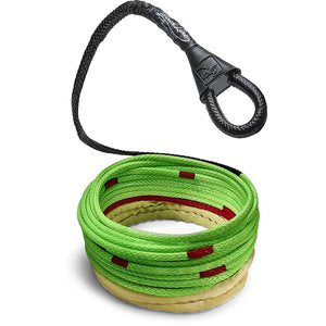 "Bubba Rope 3/8"" X 80 FT SYNTHETIC WINCH LINE"