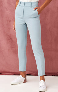 sky blue dress pants