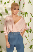Load image into Gallery viewer, pink blouse