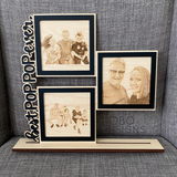 Best Pop Pop Ever Tower Picture Frame