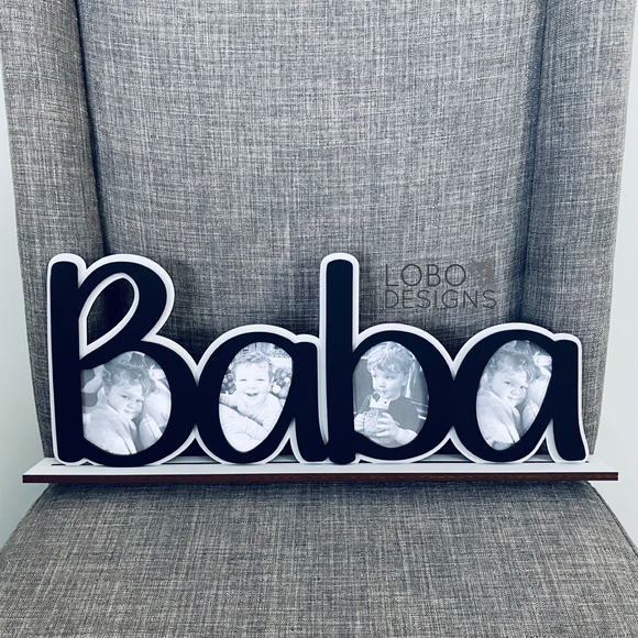 Baba Picture Frame