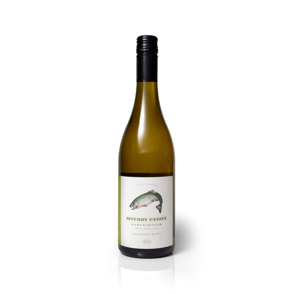 Riverby Estate Sauvignon Blanc 2019