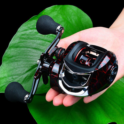 Fishing Reel Spinning 18+1BB 22LB Drag Super Strong Magnetic Force Speed Ratio 7.1:1
