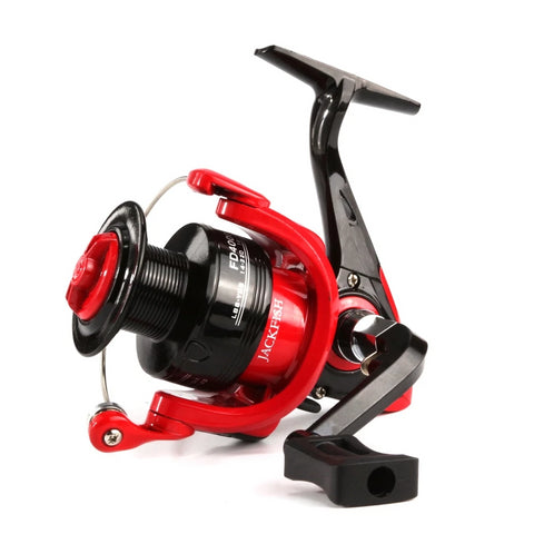 High Speed Fishing Reel With Folding Rocker