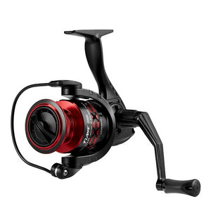 Graphite Flame Spinning Reel 10 BB 5.2:1 Gear Ratio