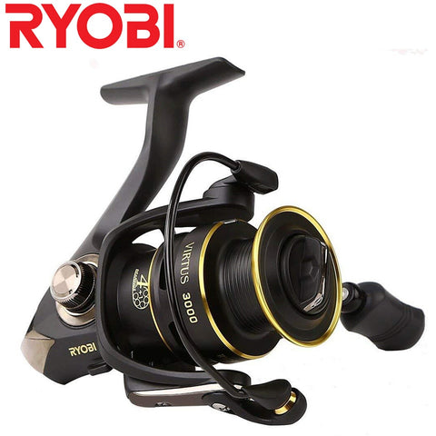 RYOBI Original VIRTUS fishing reel  4+1 bearings