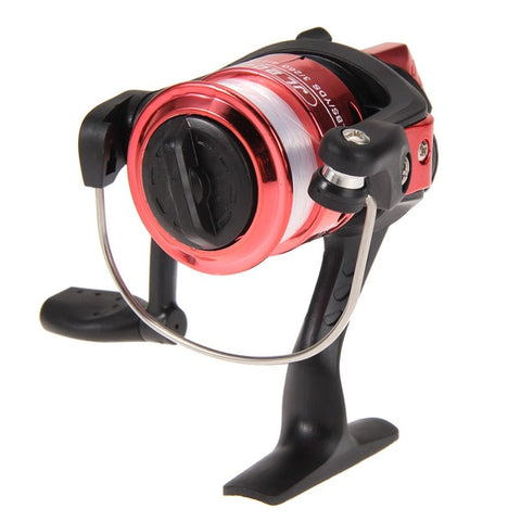 3 Axis Spinning Reel Aluminum Body