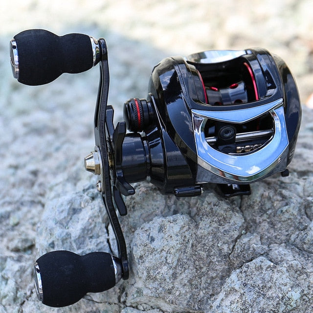 Fishing Reel Strong Drag Power 22lb