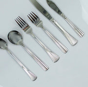 One family Starter collection 66 piece of Stainless steel Knives,Spoons and forks