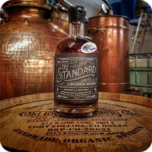 Old Standard Organic Bourbon Whiskey 2-Pack