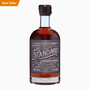Old Standard Organic Bourbon Whiskey