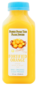 Fortified Orange