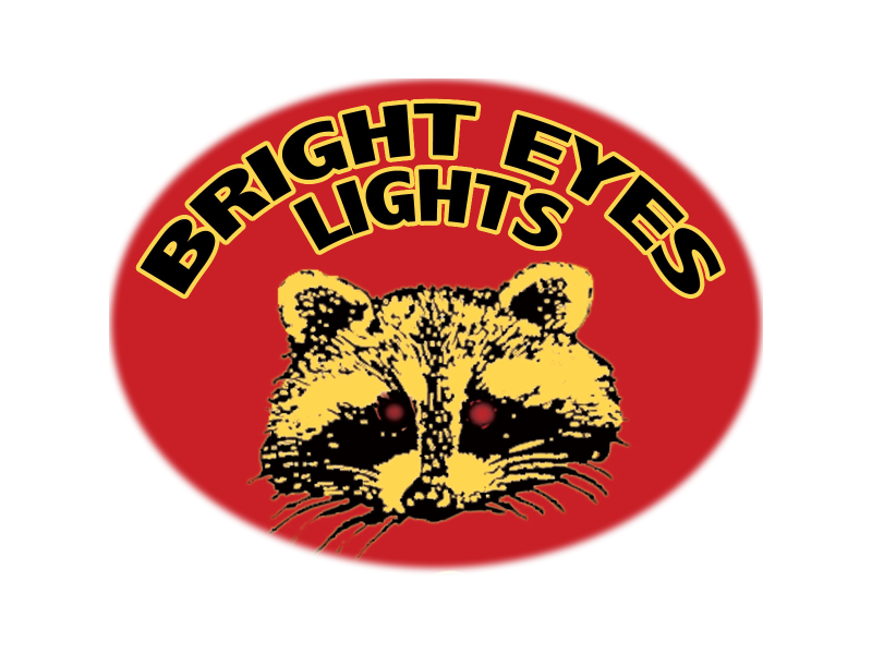 Bright Eyes Lights Logo