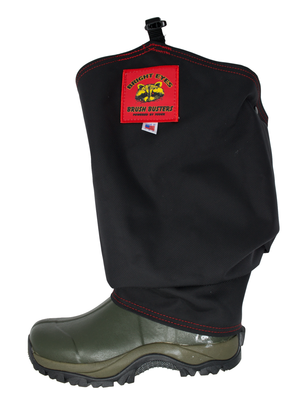 Cougar Boot w/ BrushBuster Chaps