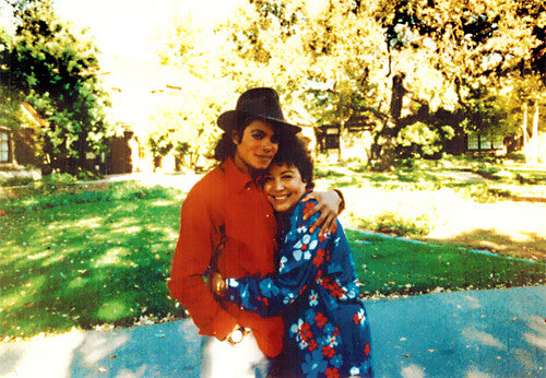 Signed Photo of the Day Michael Jackson purchased Neverland Estate and Valley.