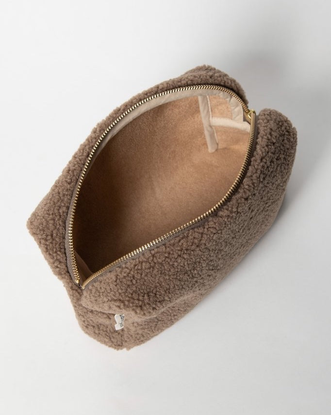 Chunky Pouch brown Studio Noos