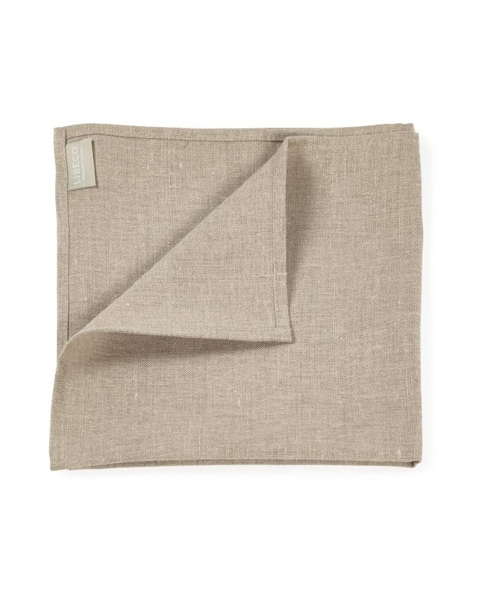 Serviette de table Polylin Washed, Cannelle
