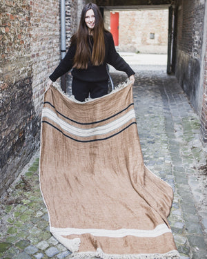 The Belgian Towel, Bruges Stripe