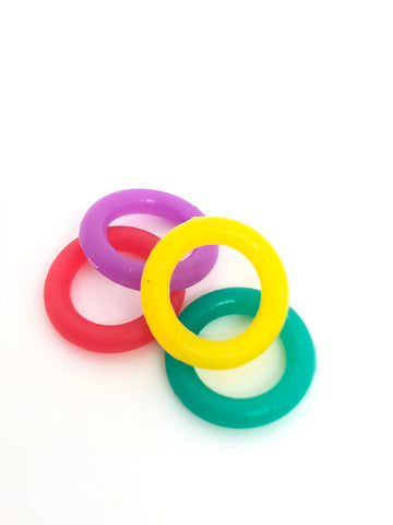 O Ring Assorted Colors