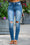Go Anywhere High Rise Girlfriend Fit KanCan Jeans (Light Wash)