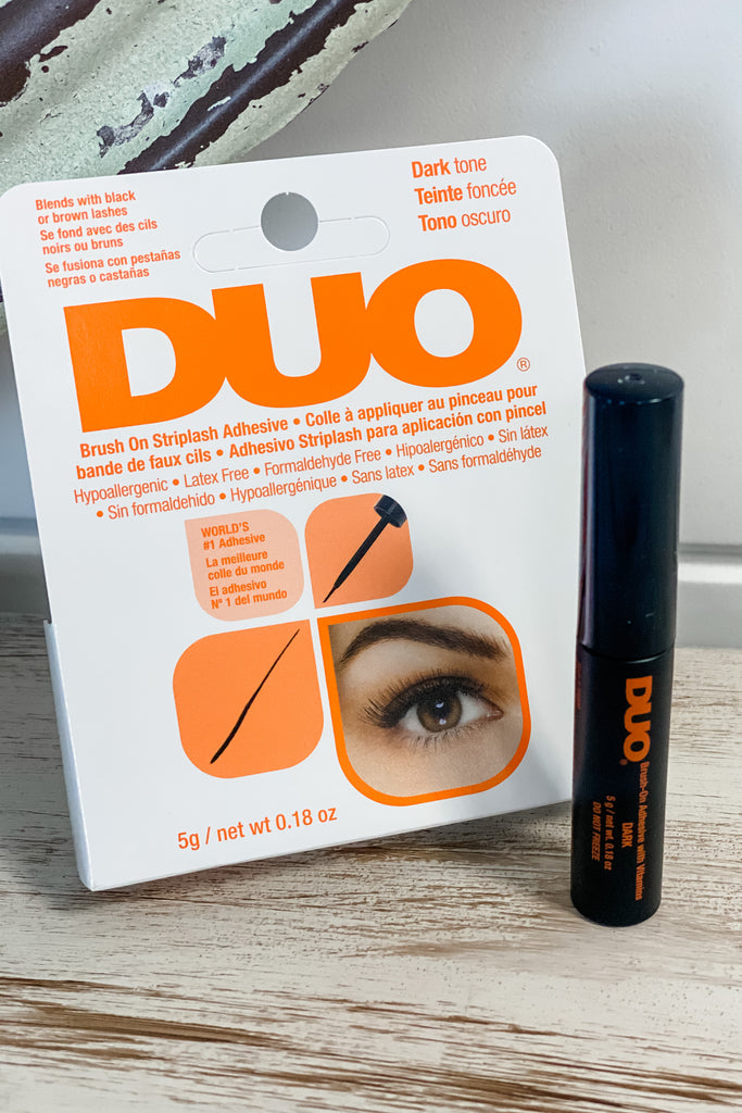 DUO Lash Strip Adhesive (Dark tone)