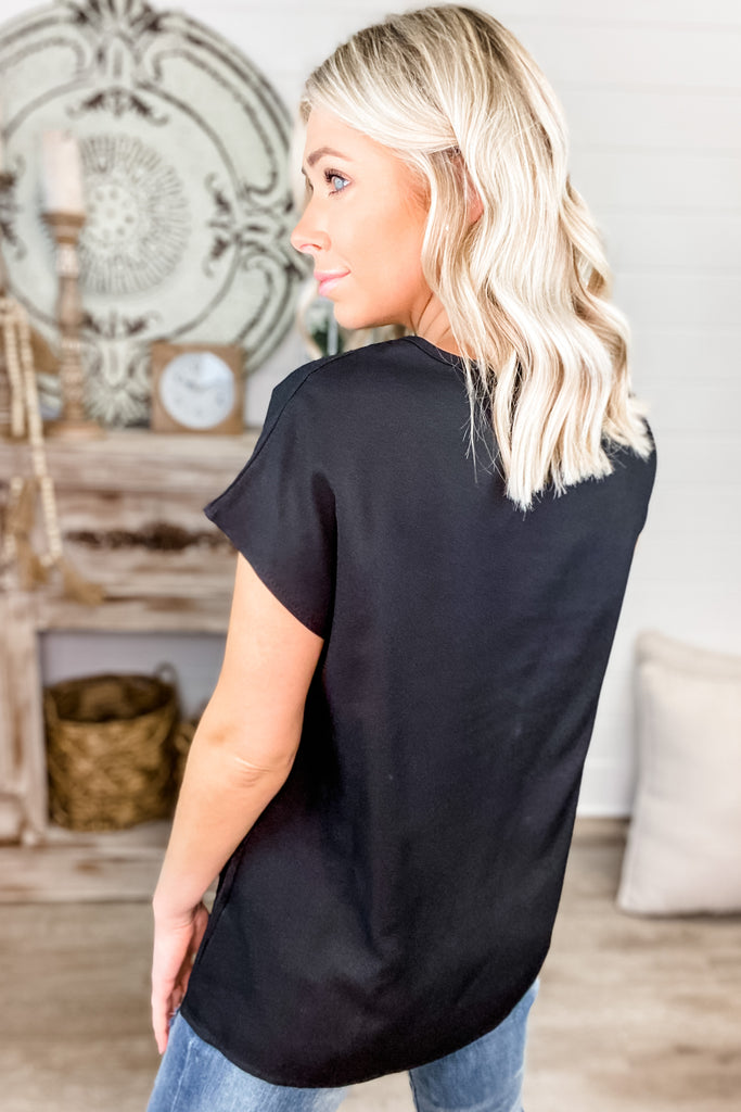 Back to the Grind Top (BLACK)