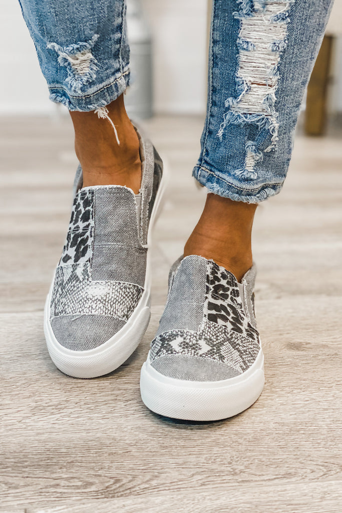 BLOWFISH Maddox (Smoke Snakeprint Grey) Simply Me Boutique Sezzle Free Ship