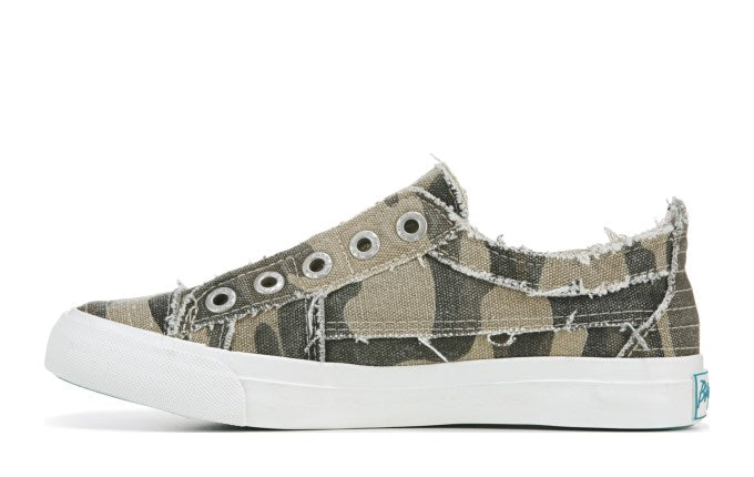 BLOWFISH Play Slip On Sneaker Camo - Simply Me Boutique
