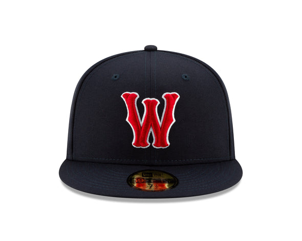 Worcester Red Sox Navy Classic W 5950 Hat