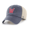 Worcester Red Sox Vintage Navy Game Flagship '47 MVP