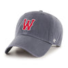 Worcester Red Sox Vintage Navy Classic W '47 CLEAN UP
