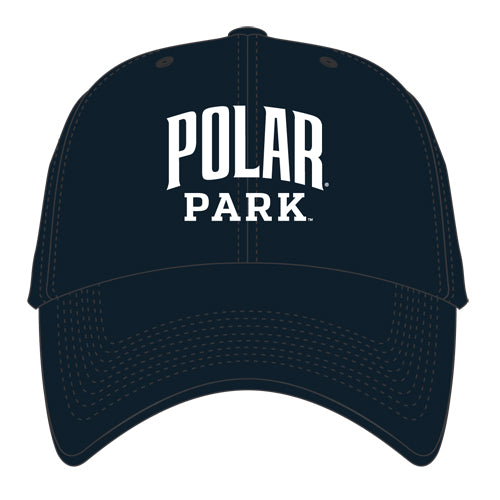 Worcester Red Sox Navy Polar Park '47 CLEAN UP