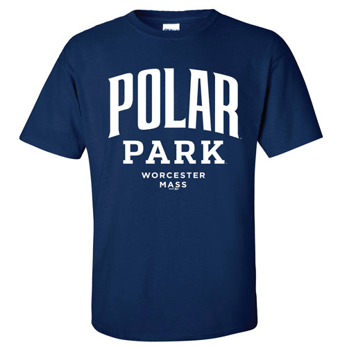 Worcester Red Sox Navy Polar Park Tee