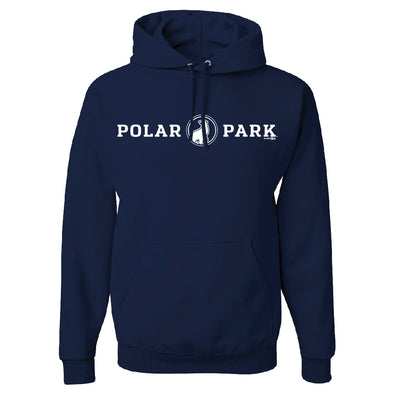 Worcester Red Sox Navy Polar Park Hood