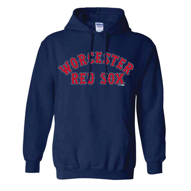 Worcester Red Sox Navy Classic Hood