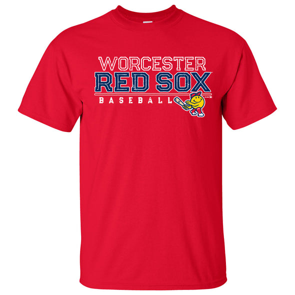 Worcester Red Sox Red Opposition Tee