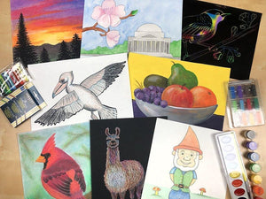 Creative Artist Series (Ages 5 & Older)