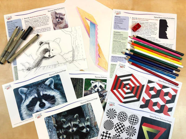 Advanced Artists Series (Ages 10 - Adult)