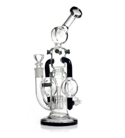 "Recycler Bong 11"" Heady Rig"