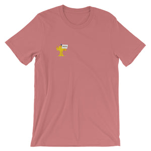 "The Sunsquatch ""Peaceful Proclaimer"" Tee"
