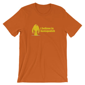 "The Sunsquatch ""I'm a Believer"" Tee"