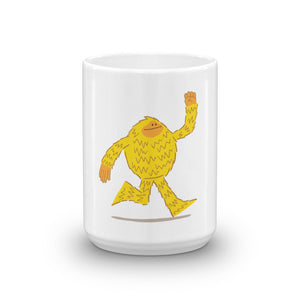 "The Sunsquatch ""Cup o' Sunshine"""