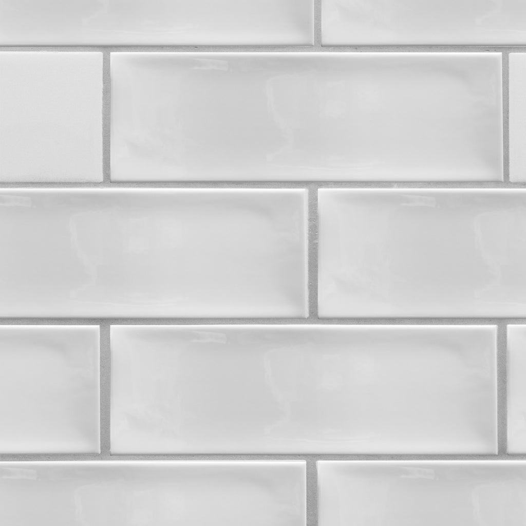 Aria 4x12 White Subway Tile