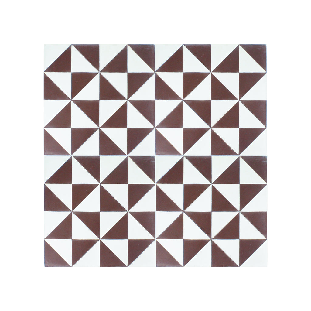 Carta Cement Tile - Lot of 95.76 sq ft