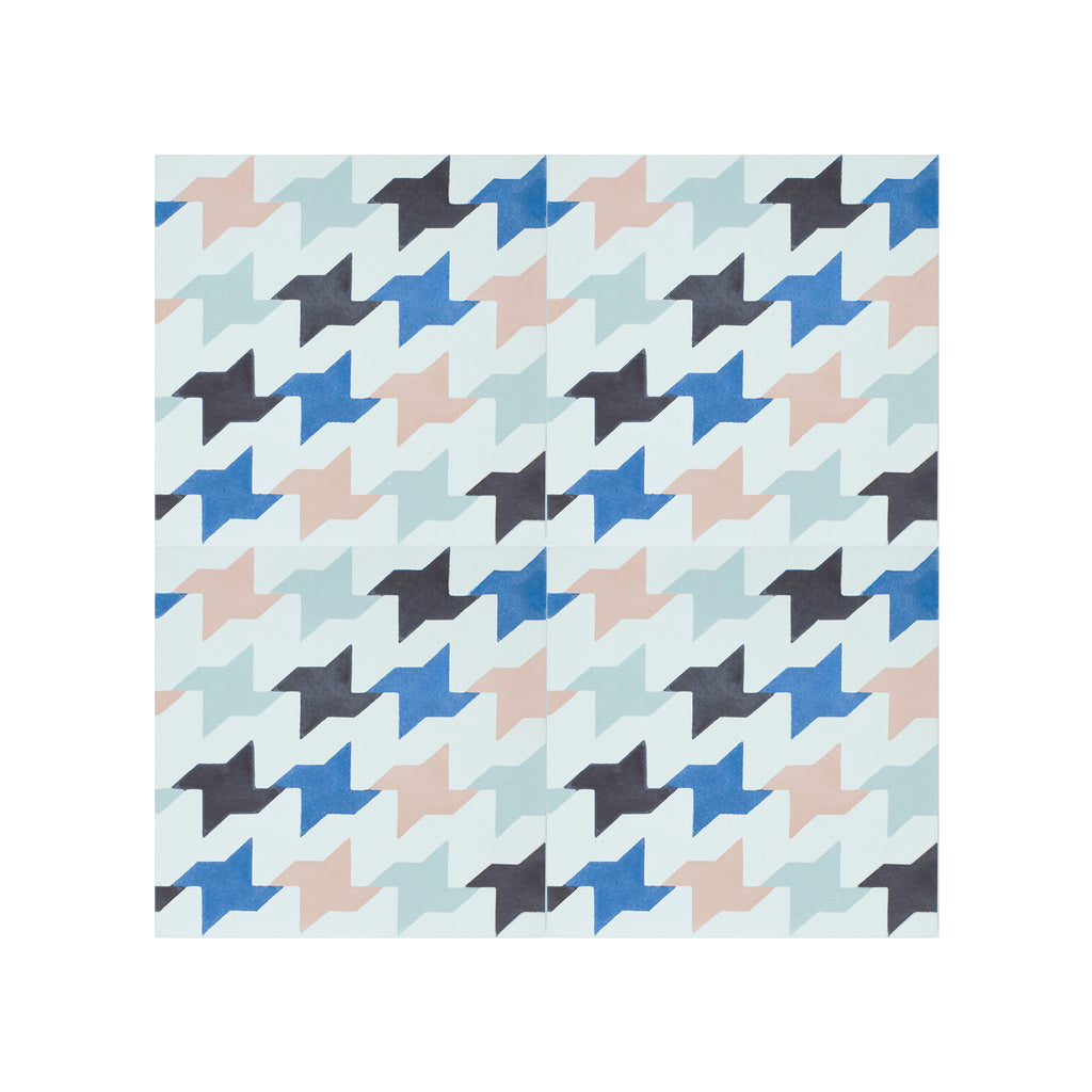 Confetti Cement Tile - Lot of 63.84 sq ft