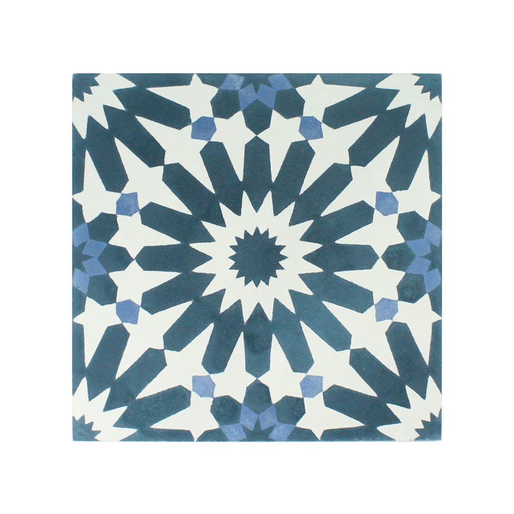 Megara Cement Tile - Lot of 47.88 sq ft