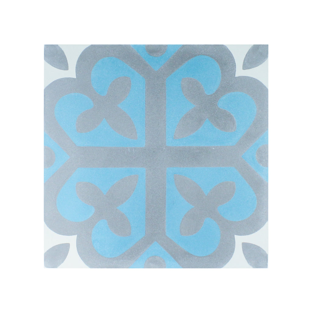 Turchese Cement Tile