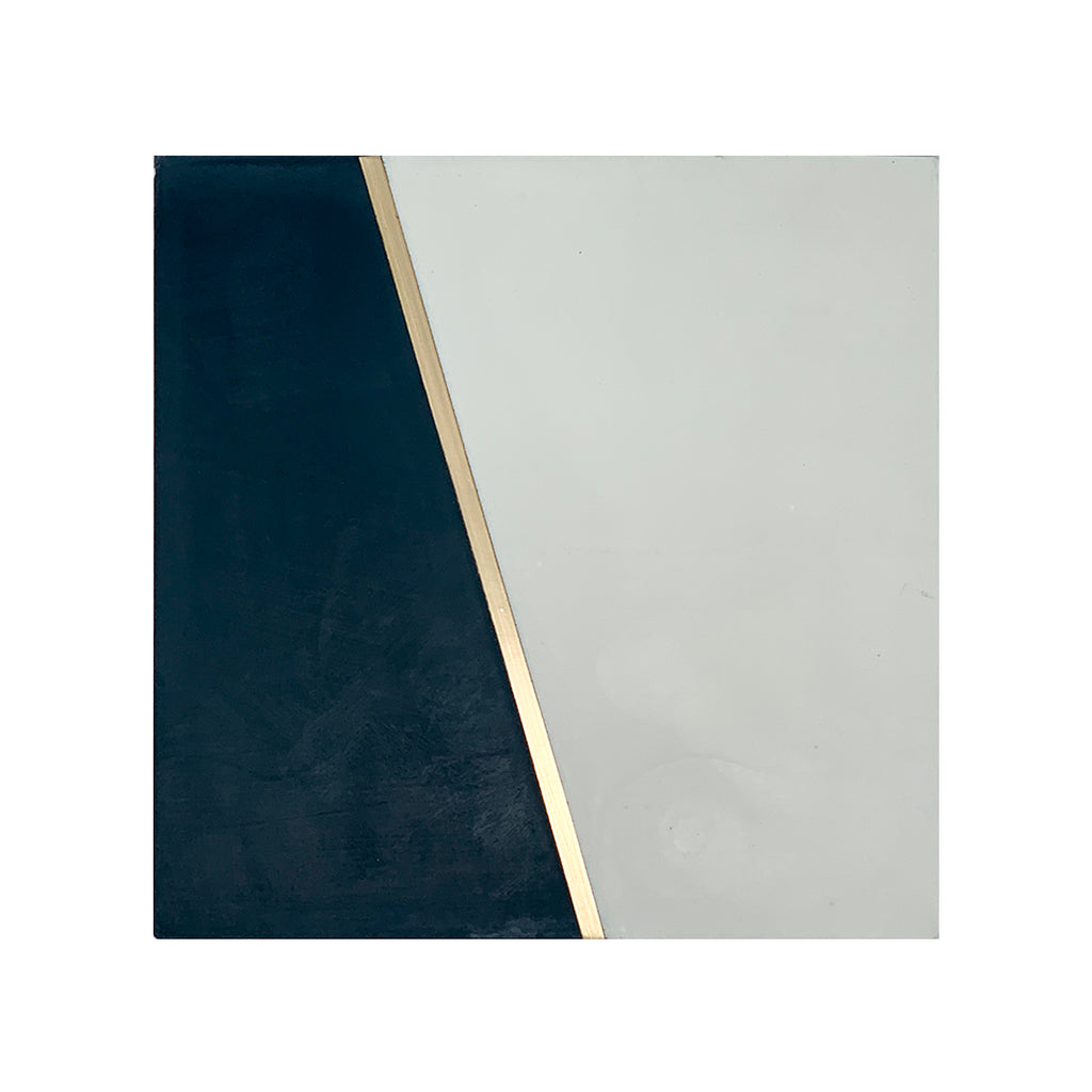 Sail® Brass Inlay Cement Tile