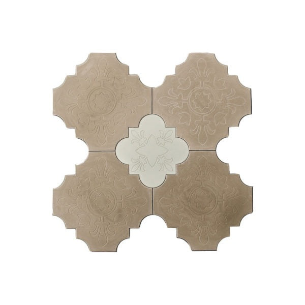 Byzantine Cement Tile - Lot of 150 sq ft